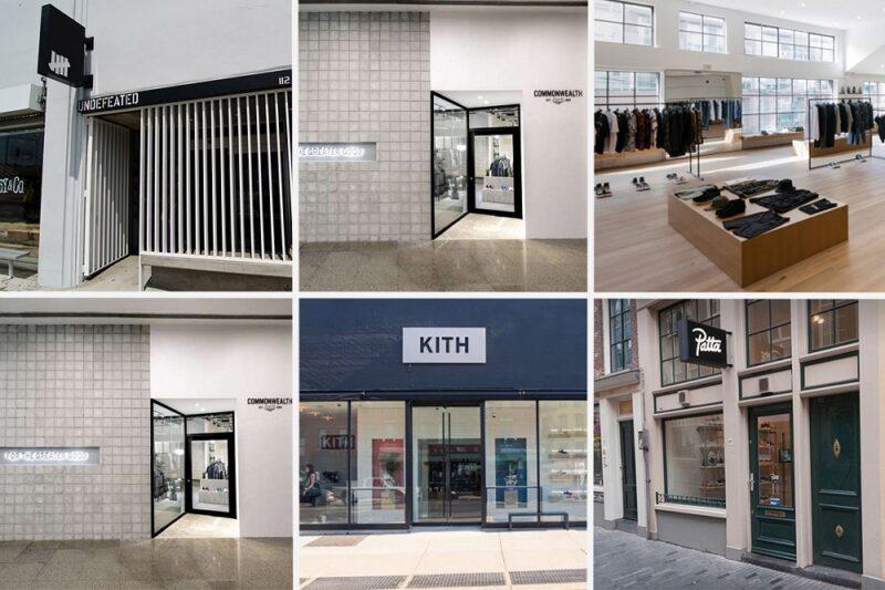 6 магазинов уличной одежды, создавшие свои бренды