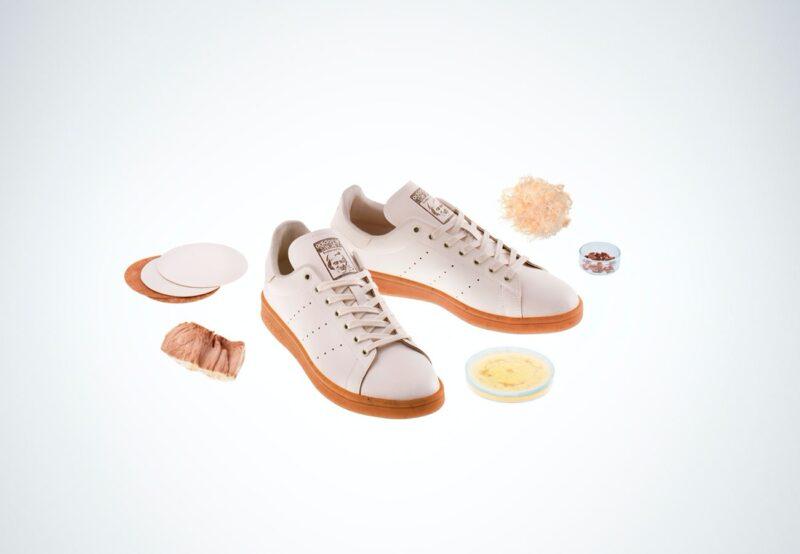 Adidas Stan Smith Mylo — созданные из мицелия грибов