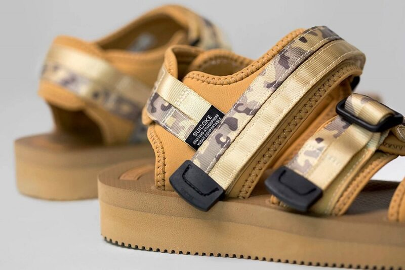 Популярность бренда обуви Suicoke