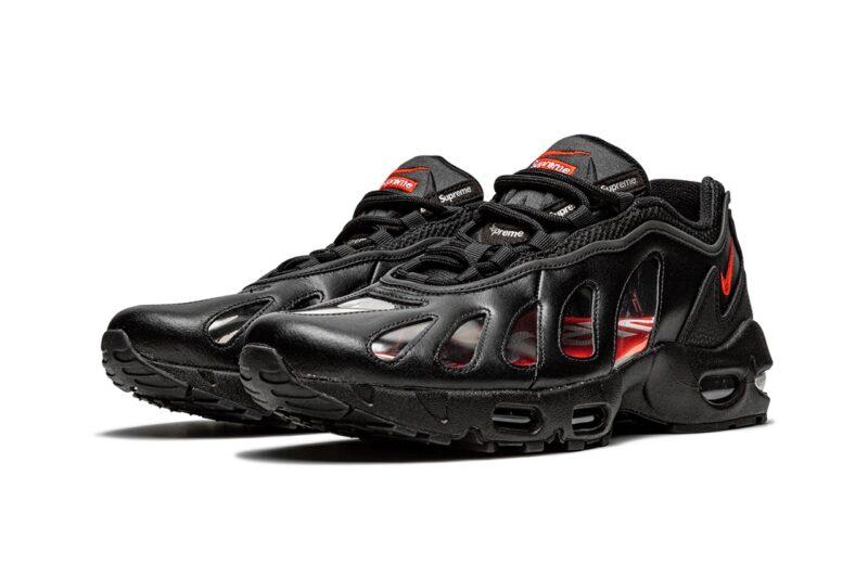 Первый взгляд на Supreme & Nike Air Max 96