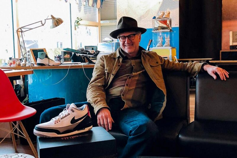 10 лучших кроссовок от Тинкера Хэтфилда