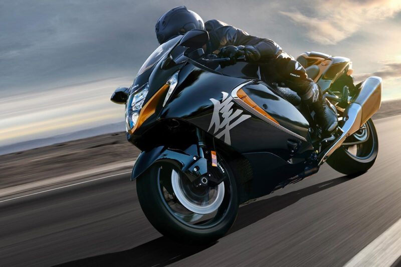 8 лучших новых японских мотоциклов