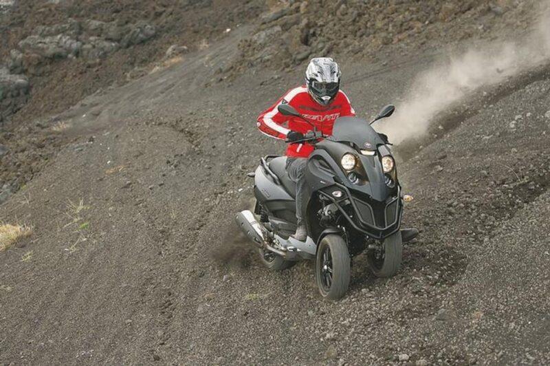 10 лучших трехколесных мотоциклов