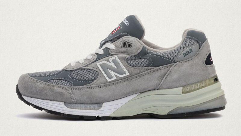 Как New Balance 992 стал неожиданной иконой в мире кроссовок