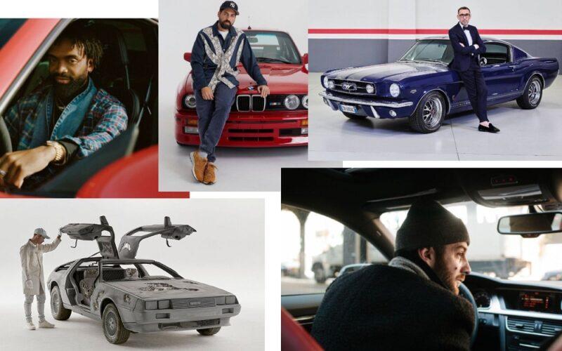 5 дизайнеров одежды, увлеченных автомобилями