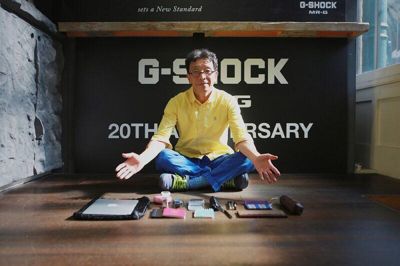 История самых прочных часов Casio G-Shock