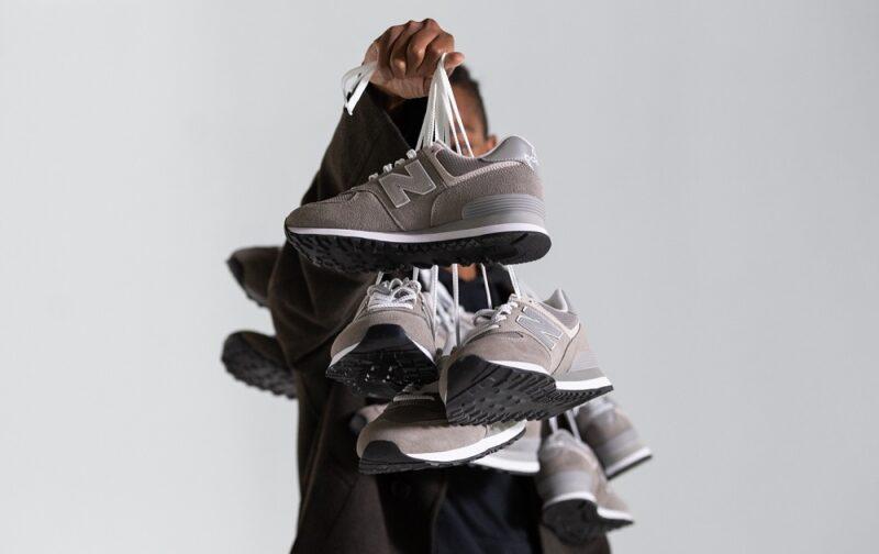 Как серый цвет стал главным символом New Balance