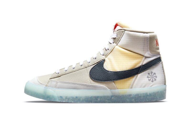 Nike Blazer Mid '77 «Glacier Ice»