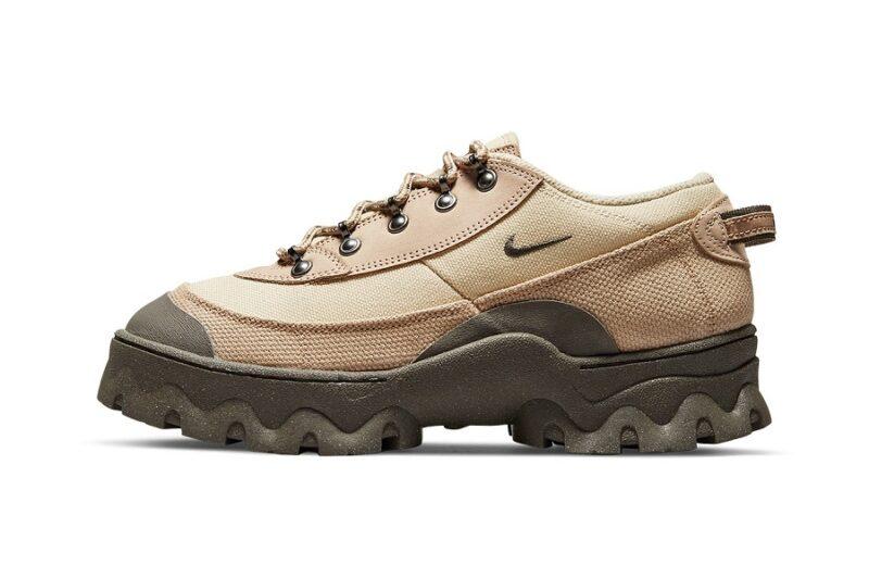 Гибридные кроссовки Nike Lahar Low