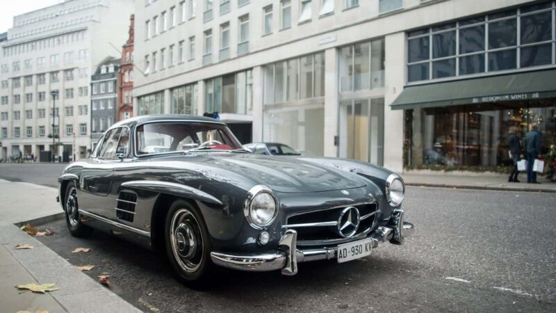 10 лучших моделей Mercedes-Benz всех времен