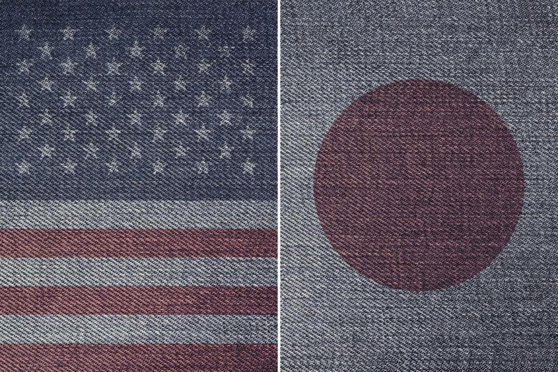 В чем разница американского и японского денима