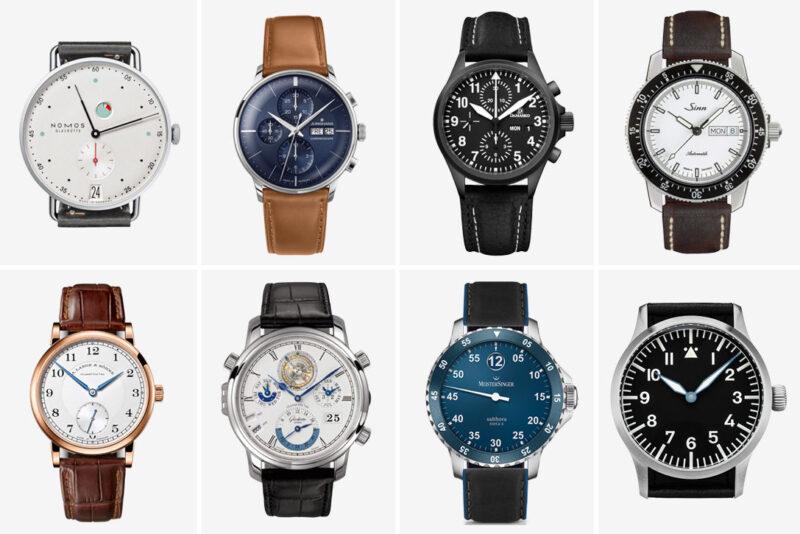 12 лучших немецких часовых брендов