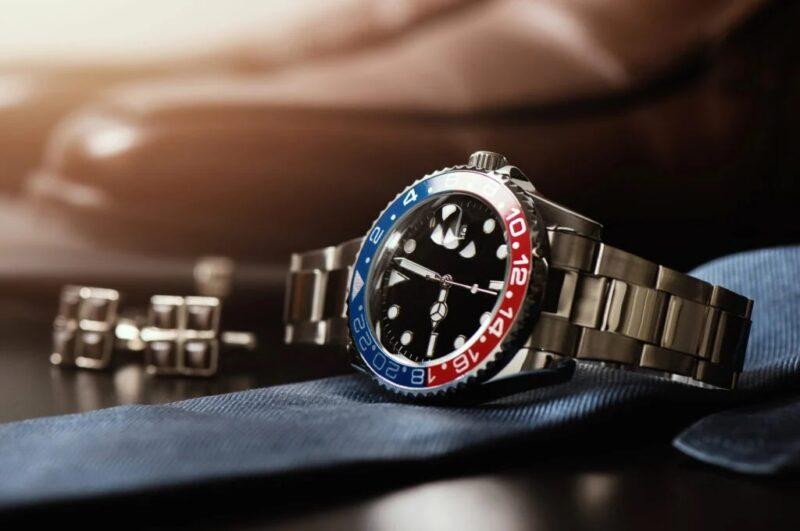 История часов Rolex GMT Master