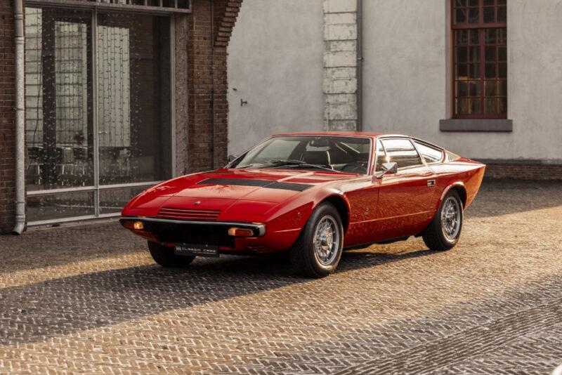 10 лучших спортивных автомобилей 70-х годов