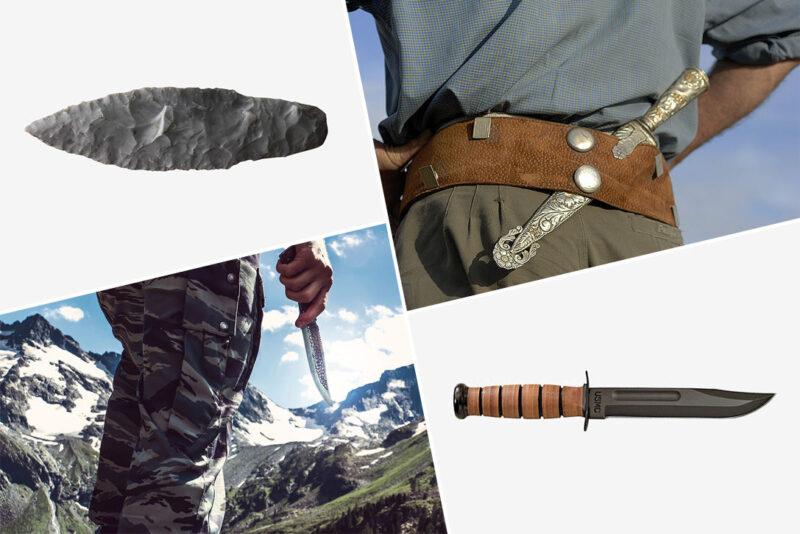 Полная история боевых ножей