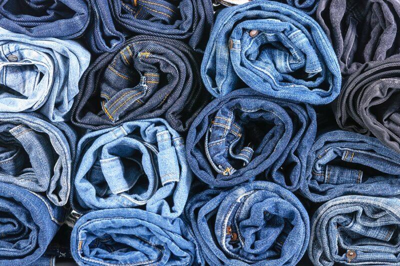 Полное руководство по уходу за джинсовой тканью