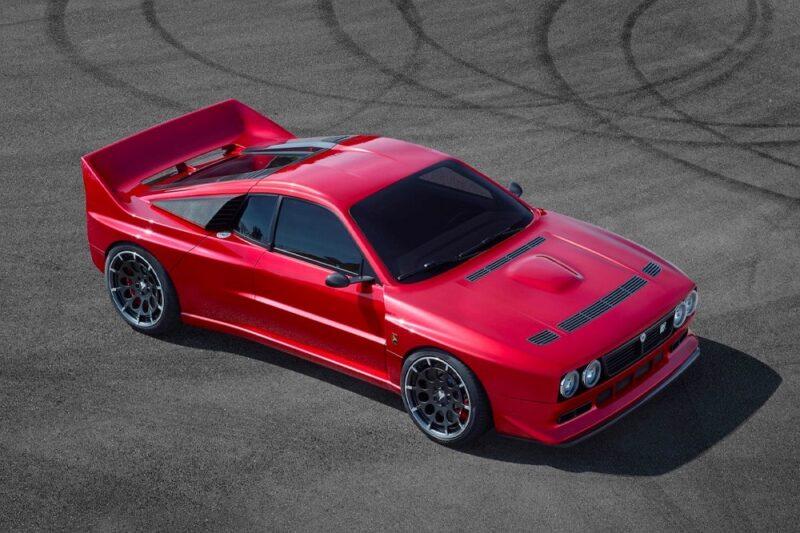 Kimera выпустила EVO37 в знак уважения раллийным Lancia