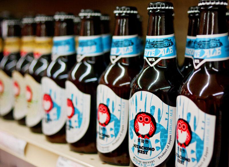 10 лучших сортов японского пива