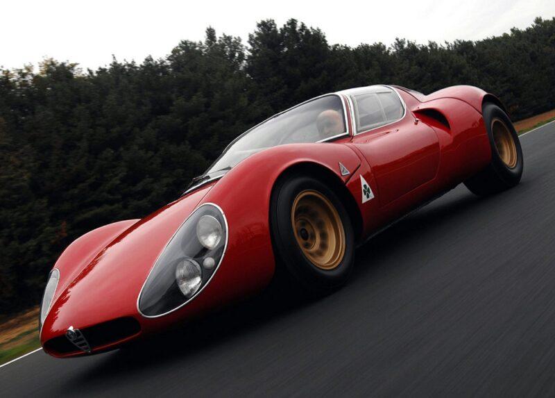 10 лучших спортивных автомобилей 60-х годов