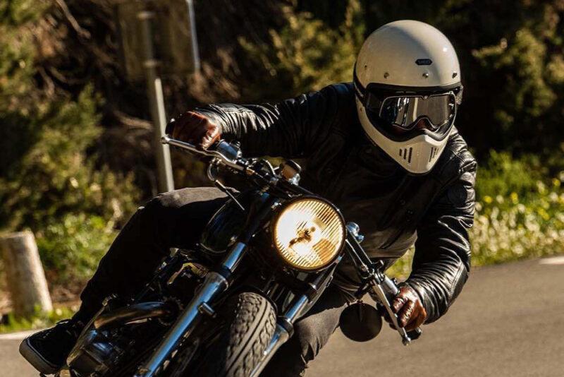15 лучших мотоциклетных шлемов в винтажном стиле