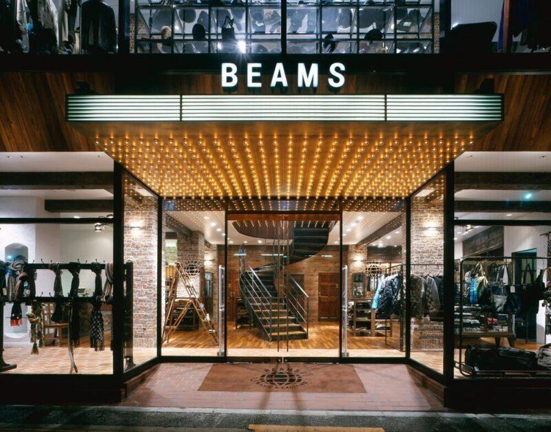 История культового японского магазина Beams