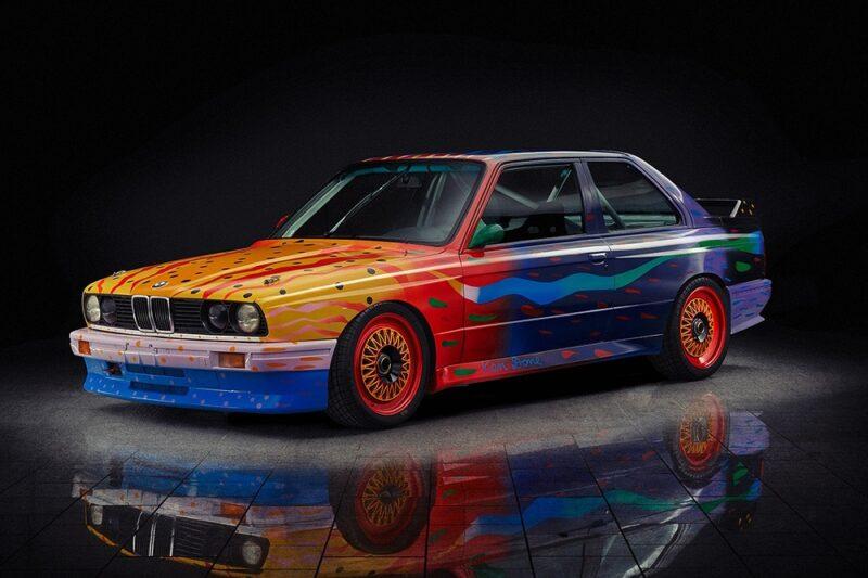 История проекта BMW Art Cars
