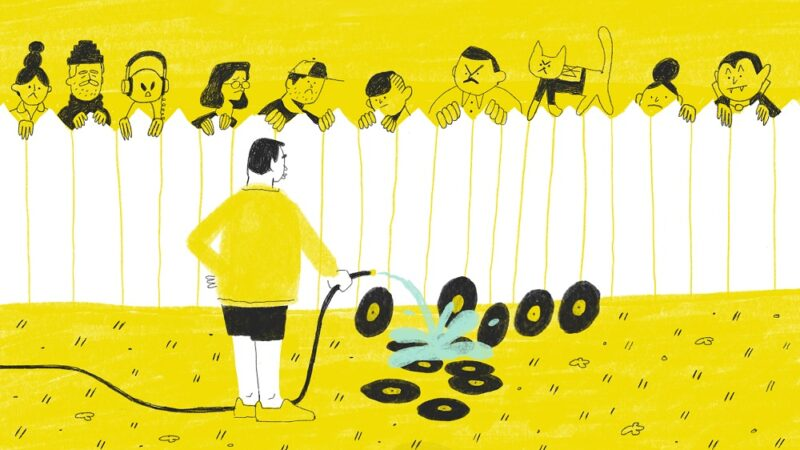 Как ухаживать и чистить виниловые пластинки