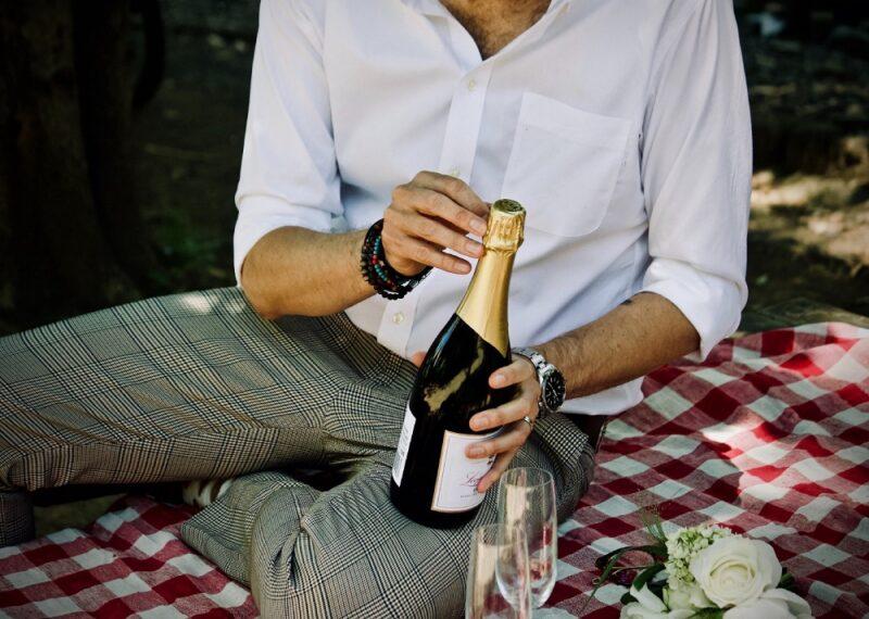 Происхождение шампанского, его история, виды и влияние