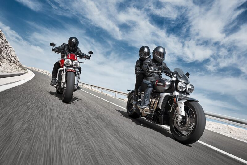 Полное руководство по мотоциклам Triumph