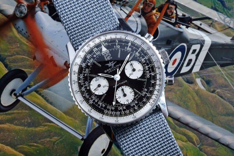 Полное руководство по покупке часов Breitling