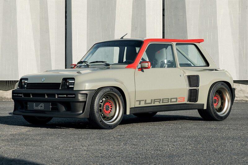 Рестомод Renault 5 Turbo 3 от Legende Automobiles