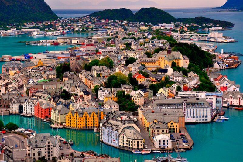 Самые безопасные города мира