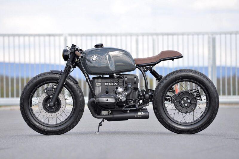 Кафе-рейсер BMW R80RT от WalzWerk Motorcycles