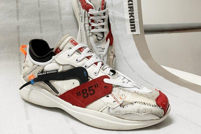 Helen Kirkum рассказывает о деконструкции в кроссовках и создании Nike Air Max 90