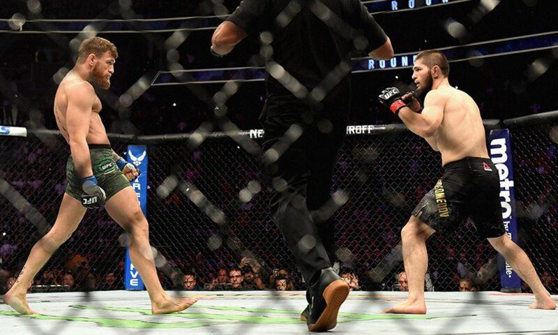 10 величайших бойцов UFC всех времен