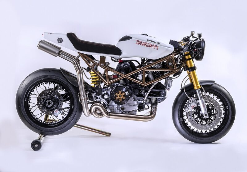 Ducati Monster 900SS 1GP от Unico Moto