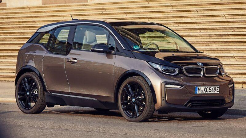 8 интересных причин рассмотреть электрический BMW I3