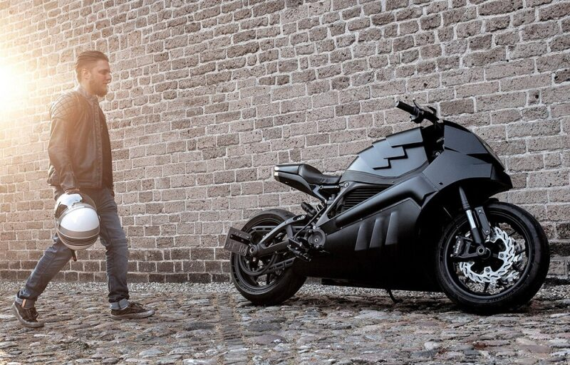 Harley-Davidson Livewire от Moto Adonis