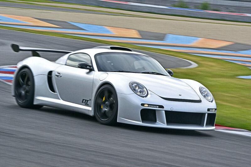 10 самых быстрых немецких автомобилей
