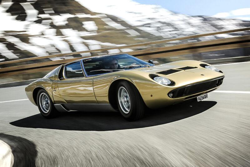 15 лучших Lamborghini всех времен