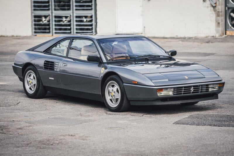 Ferrari Mondial — самый дешевый ретро Ferrari