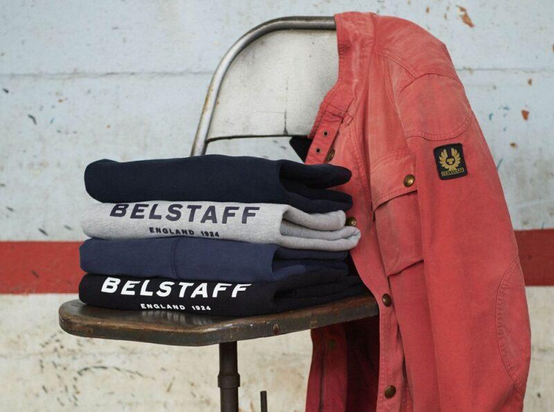 Вневременная верхняя одежда Belstaff
