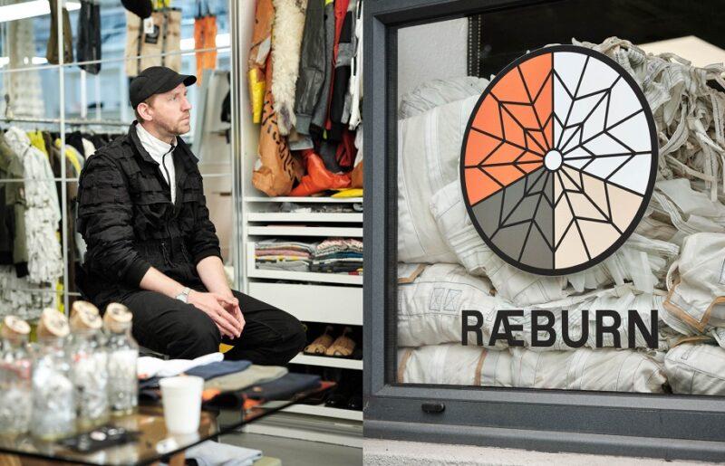 Кристофер Реберн рассказывает о своем бренде одежды RÆBURN Lab