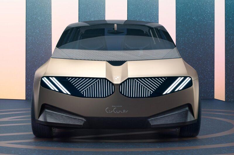 Электрический концепт BMW i Vision Circular