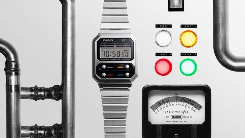 Цифровые часы Casio A100 из фильма «Чужой» возвращаются