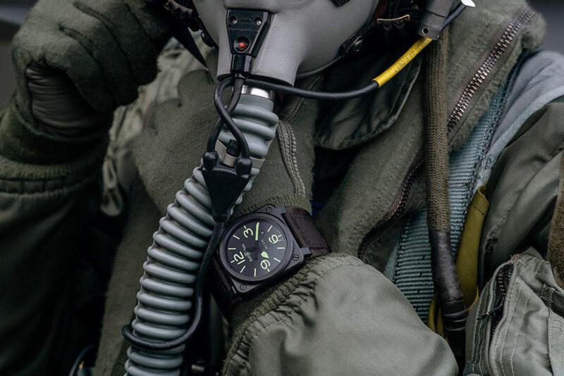 20 топовых часов в авиационном стиле