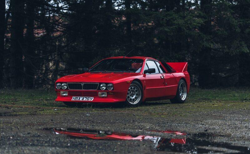 8 фактов о раллийной Lancia 037