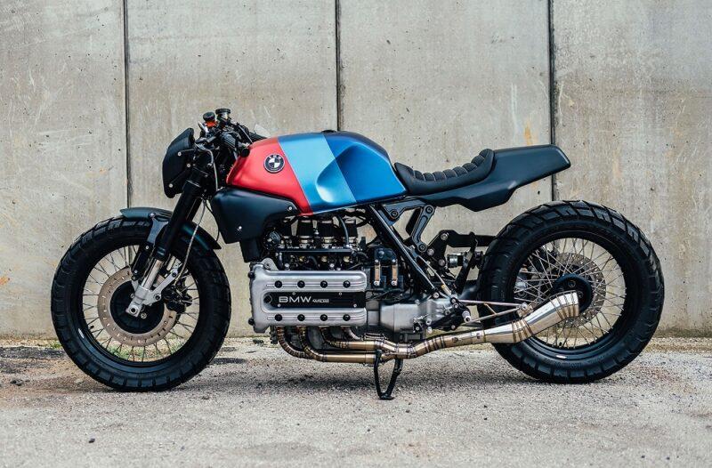 BMW K100RS от Cafe4Racer