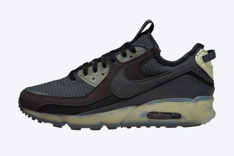 Nike Air Max 90 Surplus и Terrascape, готовые к любой погоде
