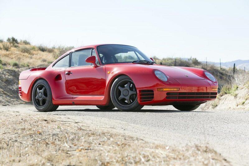 Porsche 959: один из лучших суперкаров 80-х